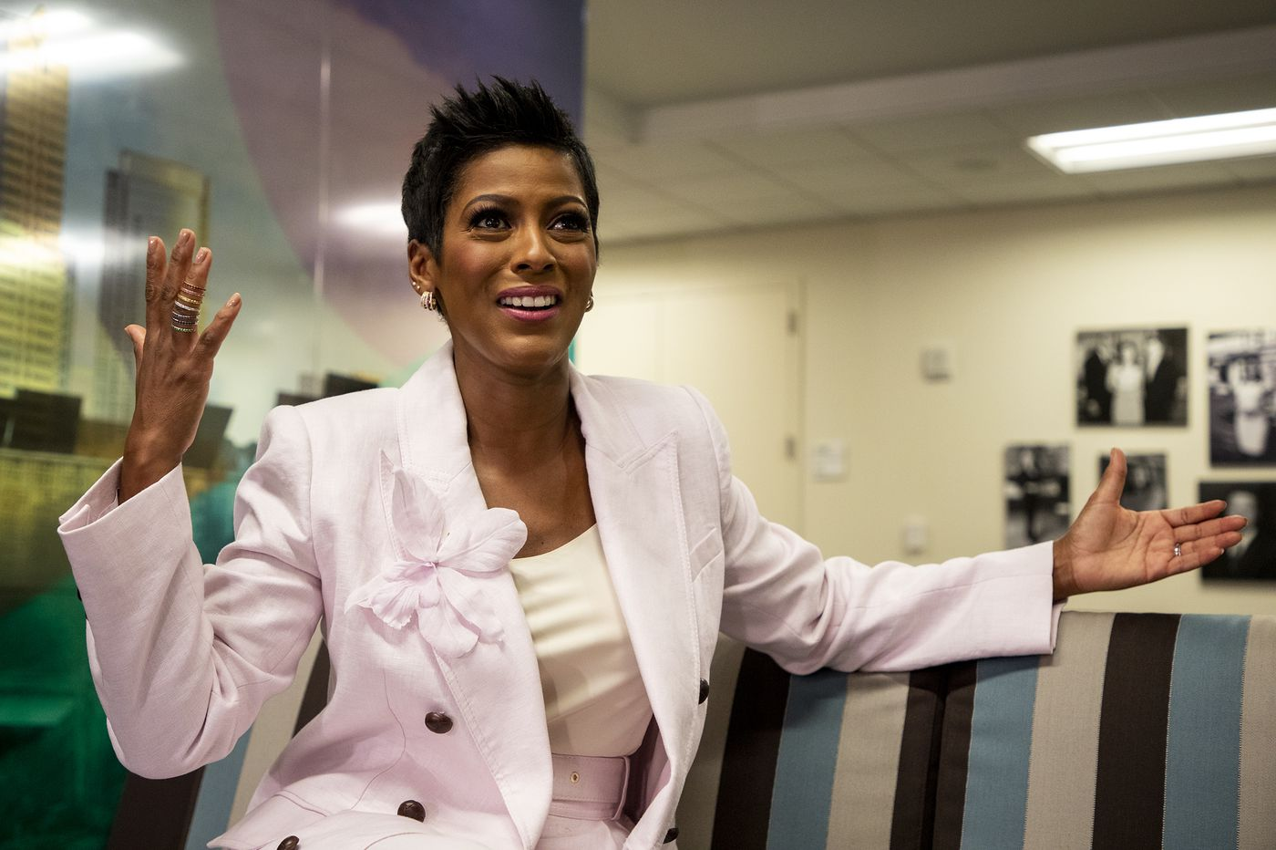 From Temple to 'Today,' Tamron Hall's life has been leading to her own talk show