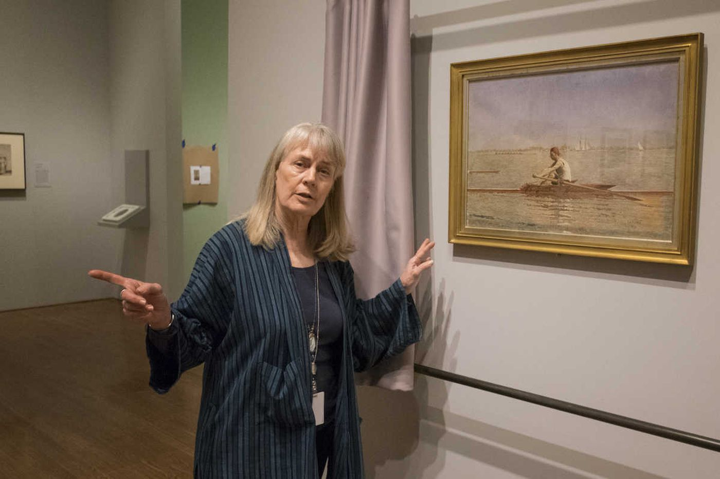 Watercolor show of a lifetime opening at Philadelphia Museum of Art