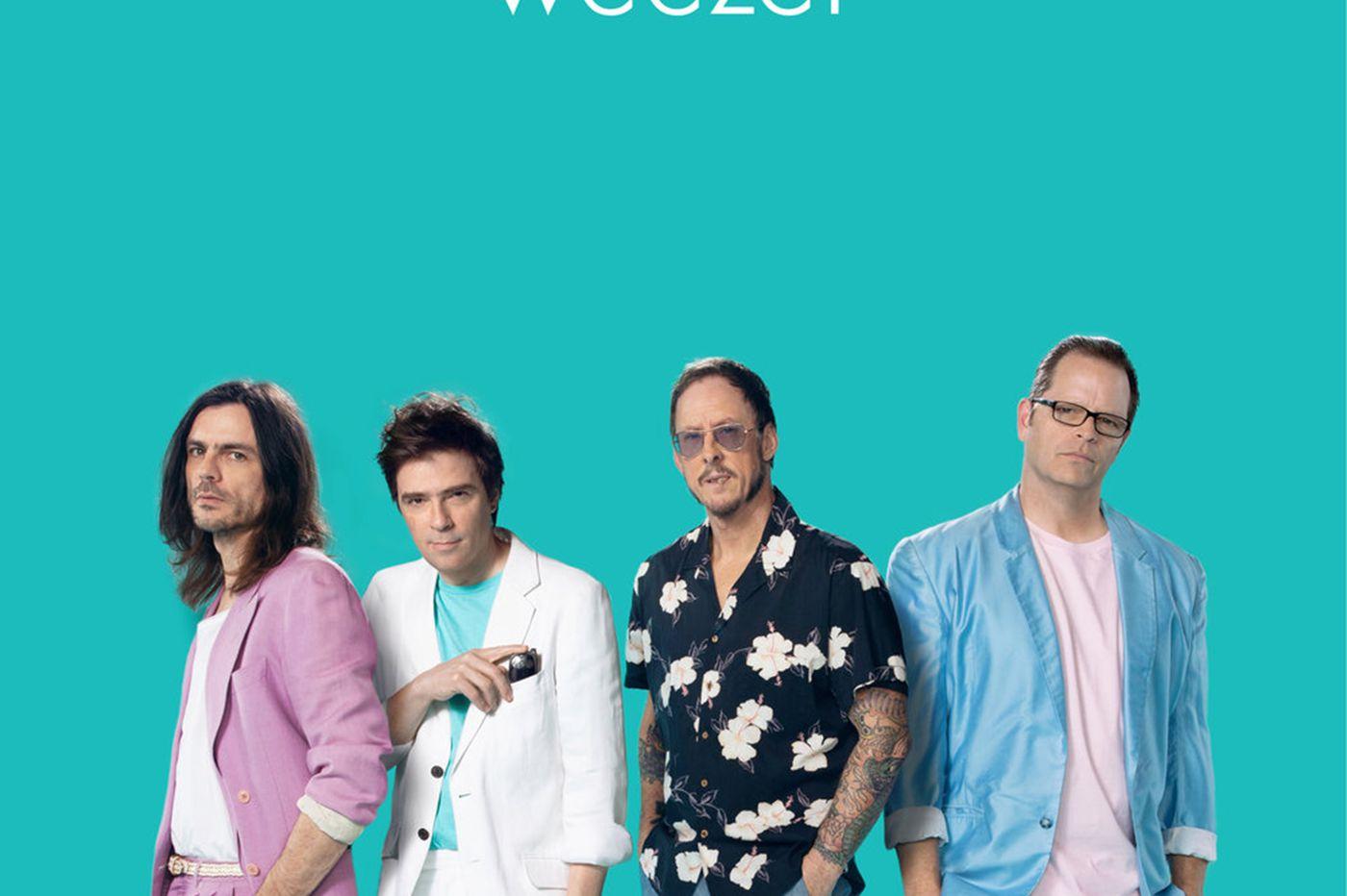 Album reviews: Weezer covers TLC, Sharon Van Etten and Ted Drozdowski