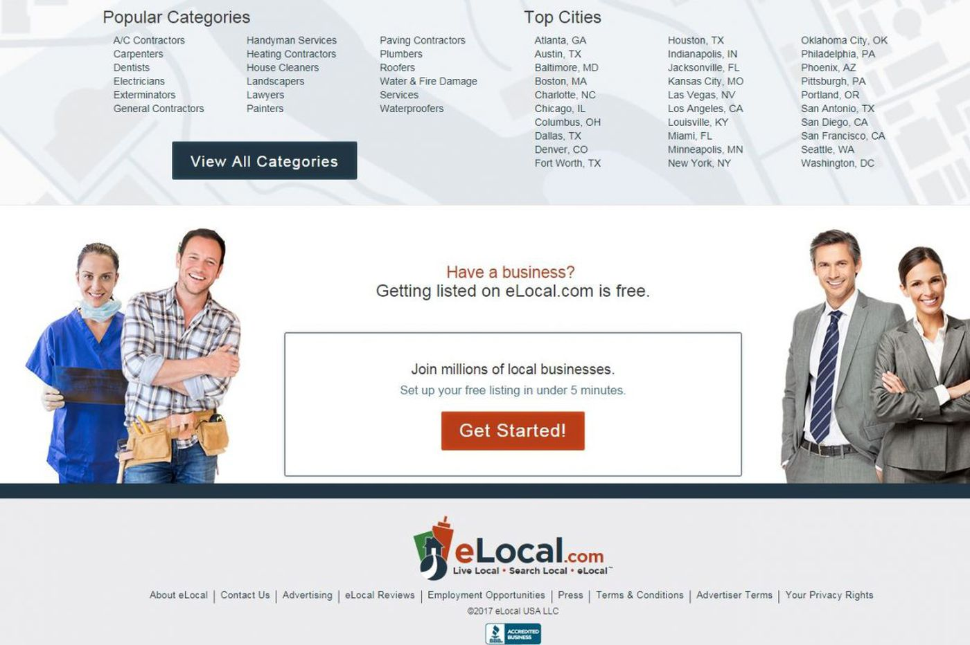 eLocal raises $25M as LLR ups focus on Philly investing (Update)