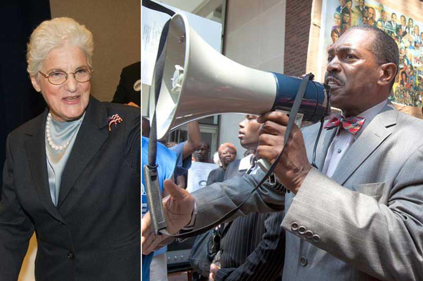 Interim DA candidate Abraham fires back at NAACP head