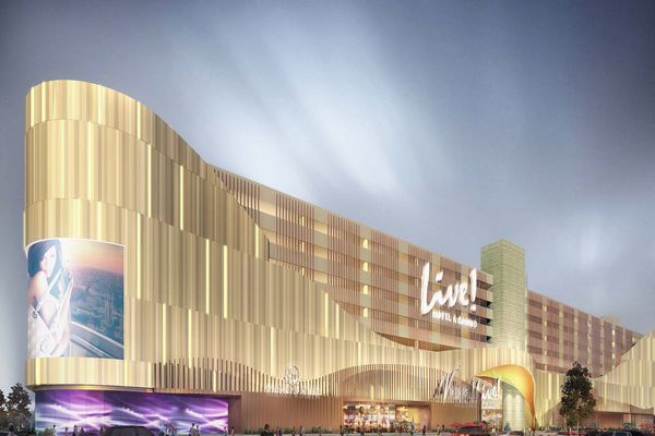 Pa. approves Cordish takeover of Philly stadium casino project