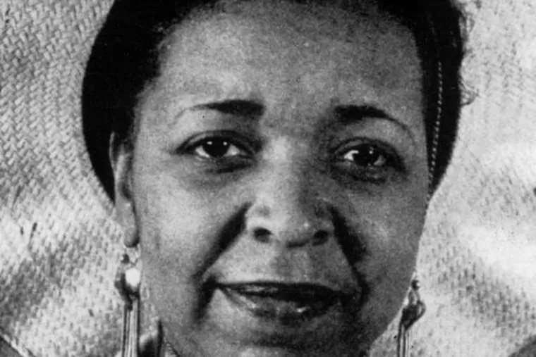 Blues and jazz great Ethel Waters was born in Chester in 1896.