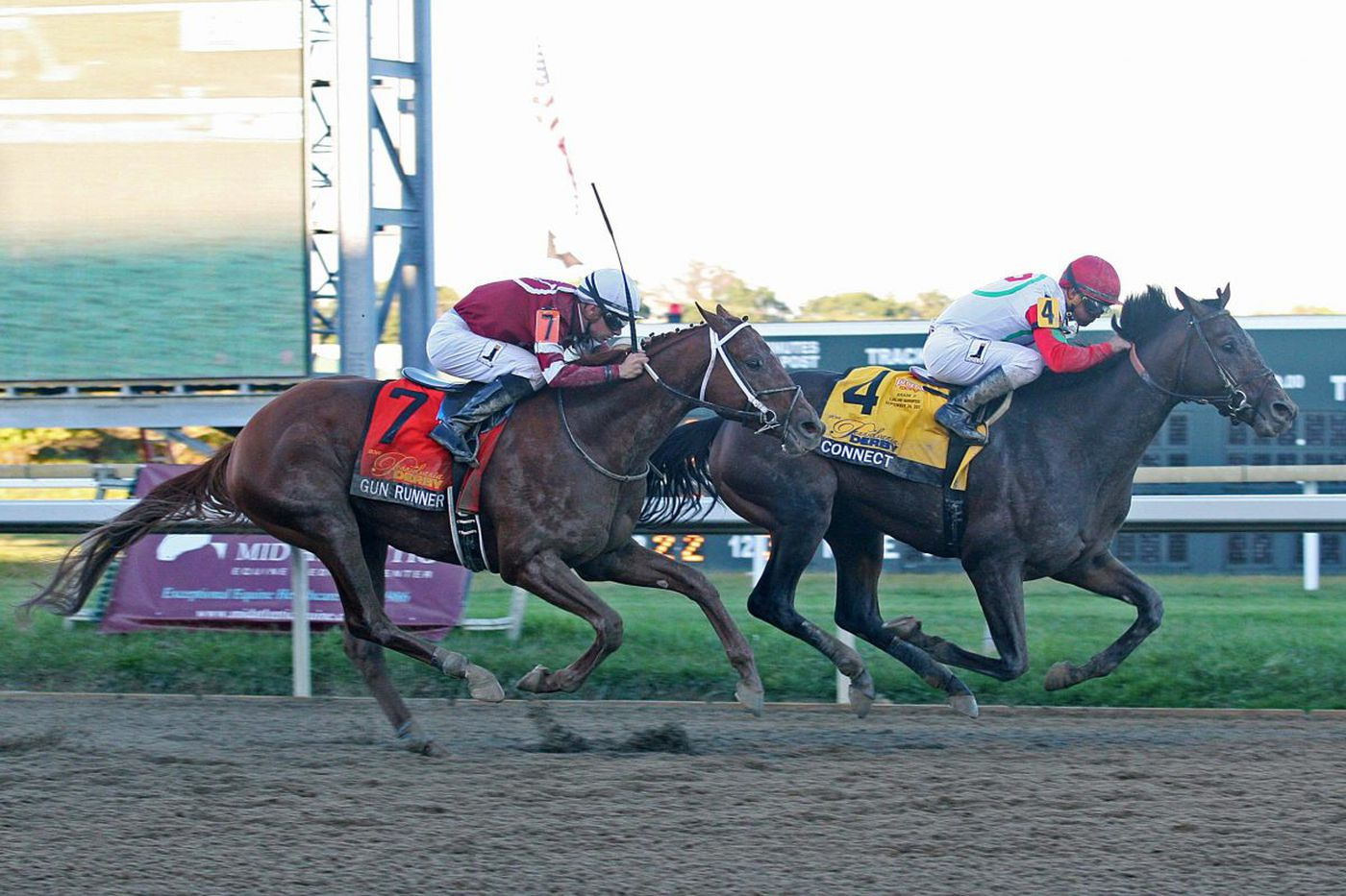 Pennsylvania Derby firmly on national horse-racing map
