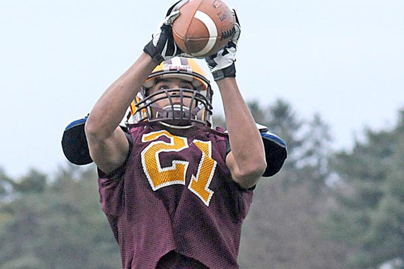 Glassboro's James out for bragging rights