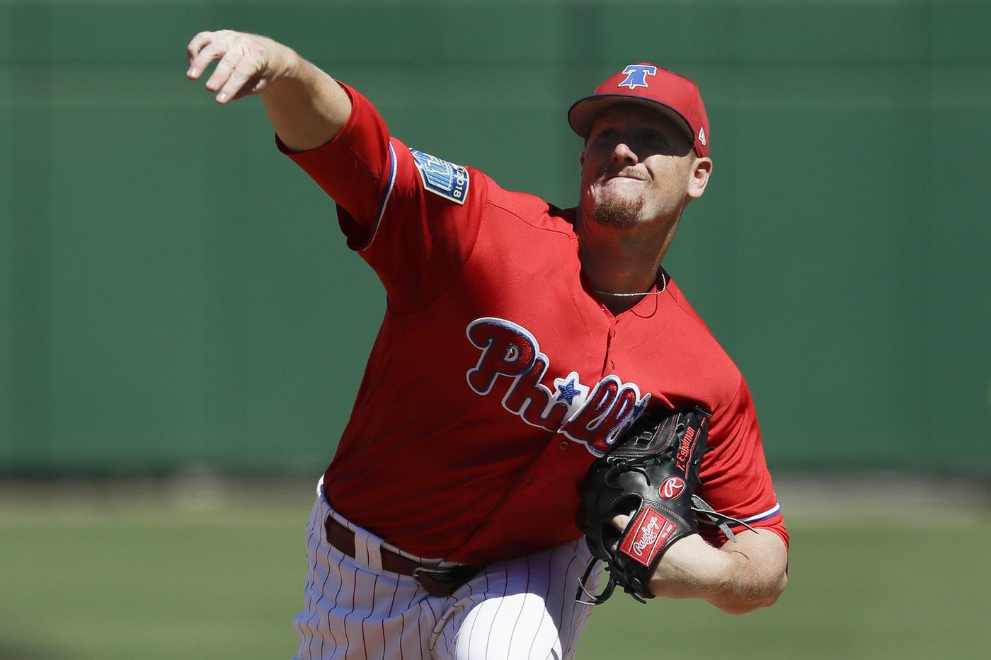 Phillies pitching prospect Tom Eshelman working through struggles