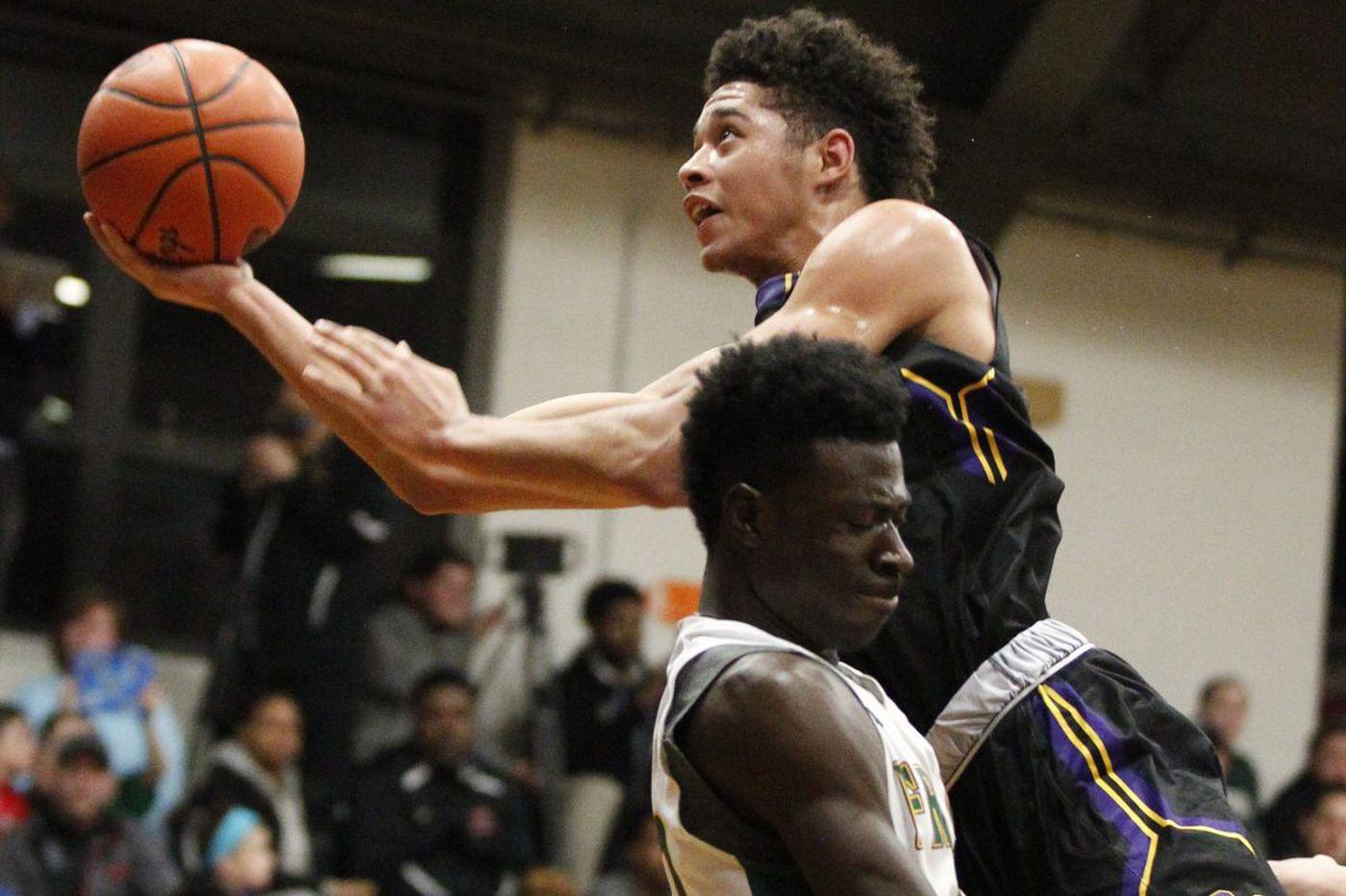Recruiting Roundup: Local high school/college hoops update