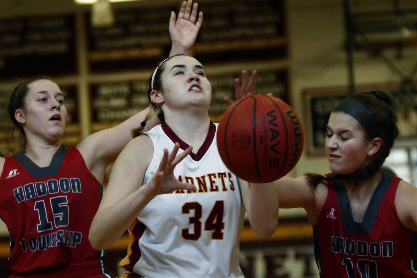Friday's S.J. roundup: Haddon Heights girls' basketball tops Salem in OT
