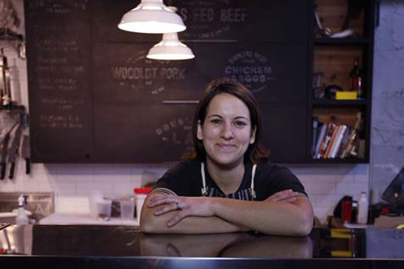 Fishtown butcher slices through gender barrier