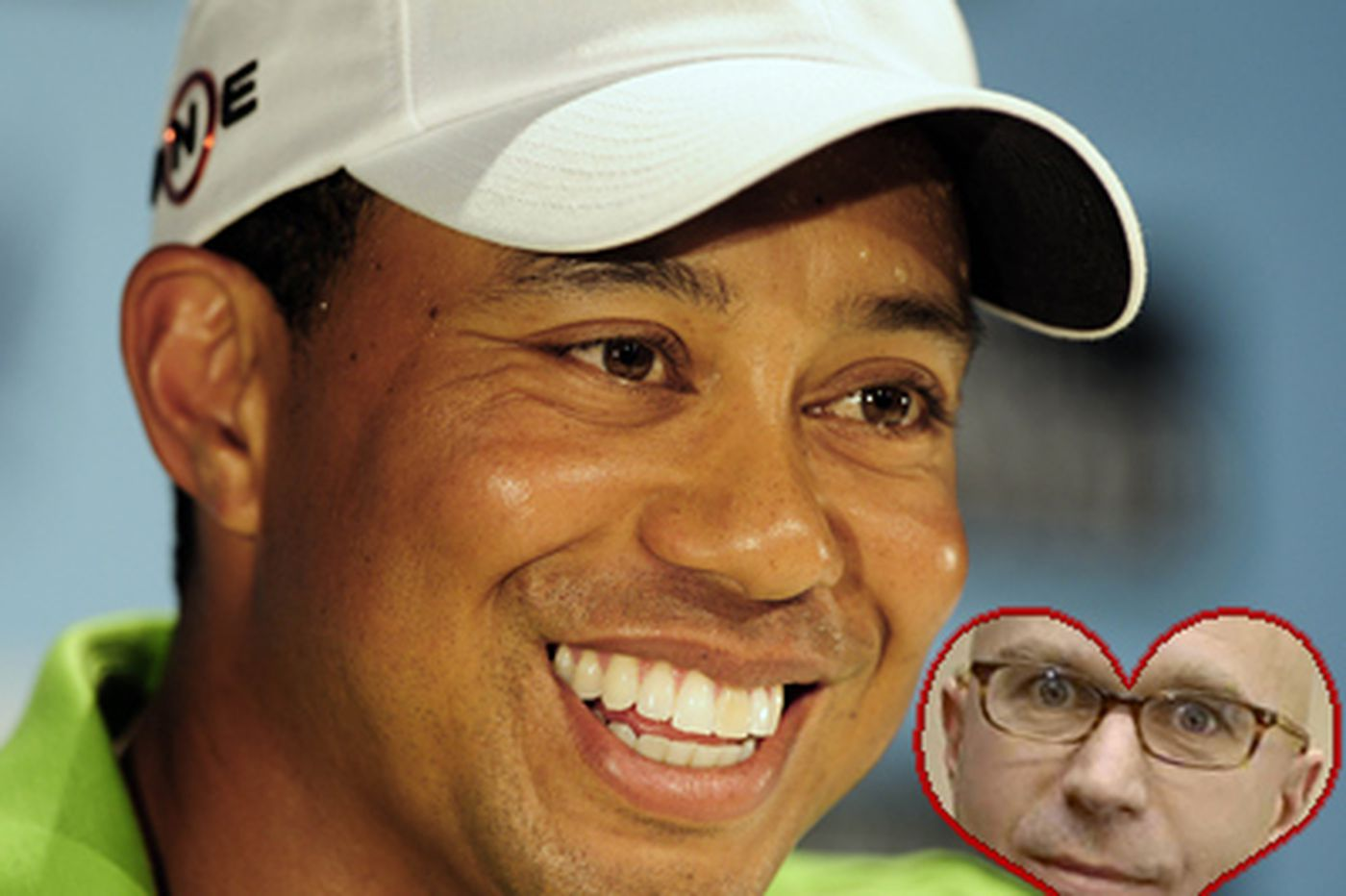 Michael Smerconish: How I became Tiger's tail