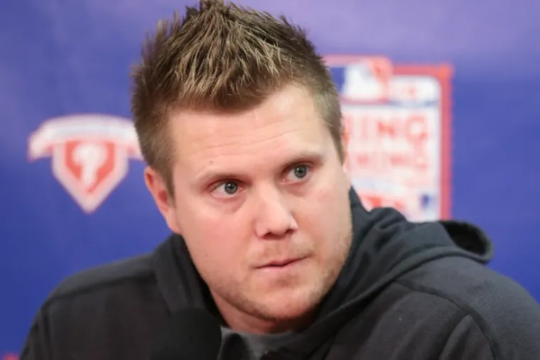 Jonathan Papelbon says he still is optimistic that the Phillies can contend in 2015. (David Swanson/Staff Photographer)
