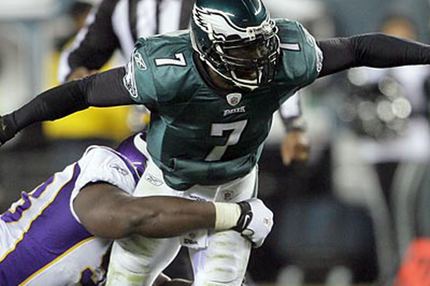 Bob Ford: No magic ending for Vick and the Eagles