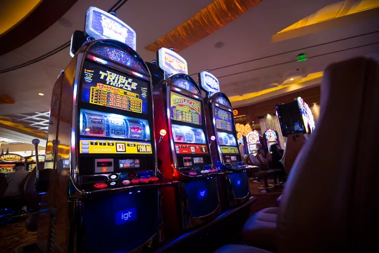 The operator of Parx Casino in Bensalem was fined $25,000 on Wednesday for three instances of putting untested progressive slot machines into play.