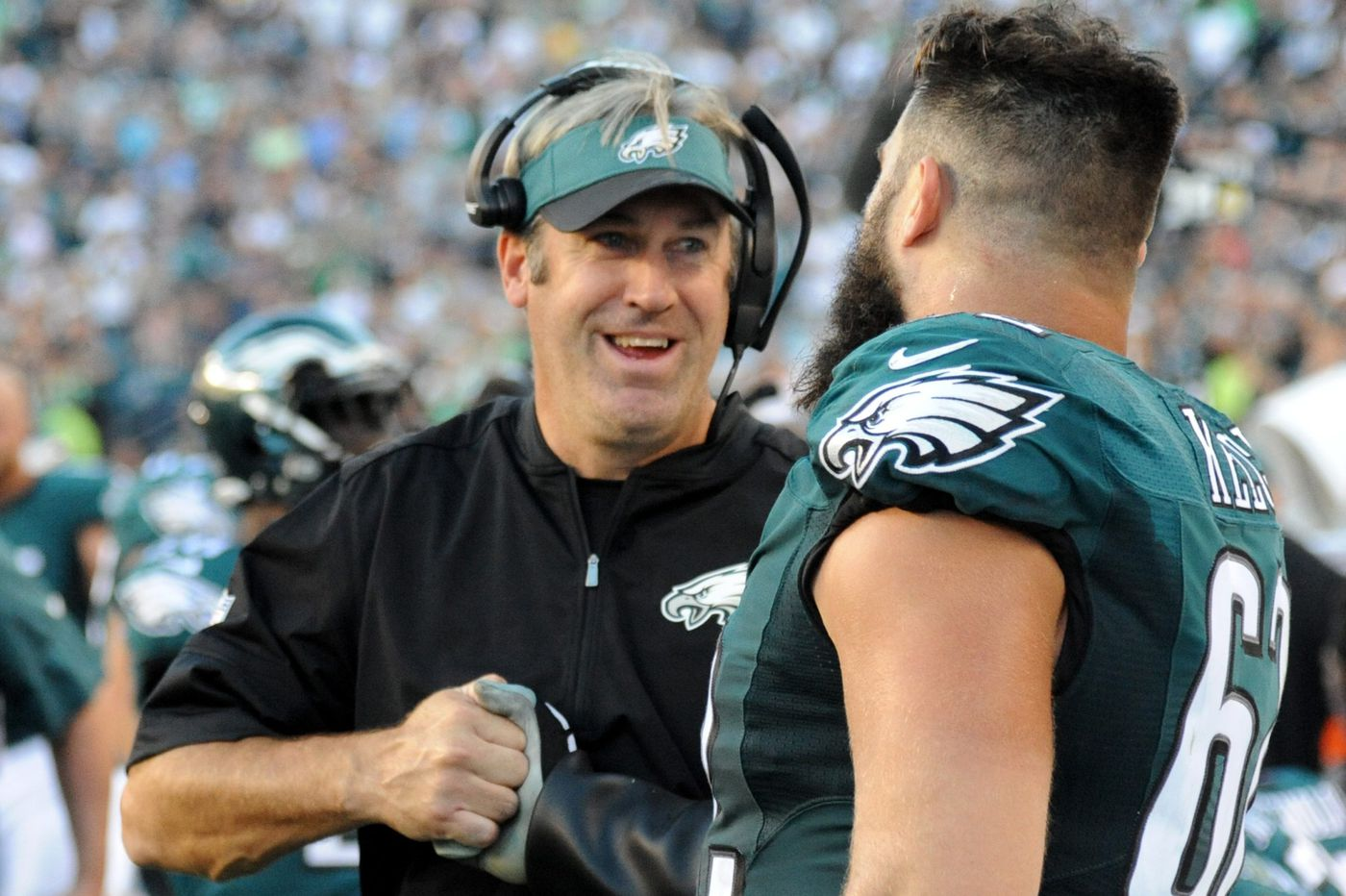 'Gross errors' in practice help explain Eagles' slow start | Marcus Hayes