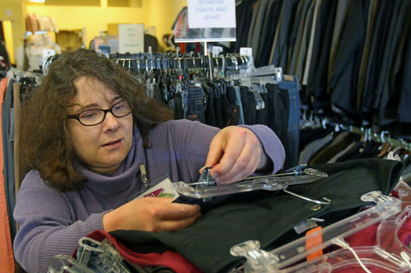 Special-needs adults learn clothing biz at NE Philly boutique