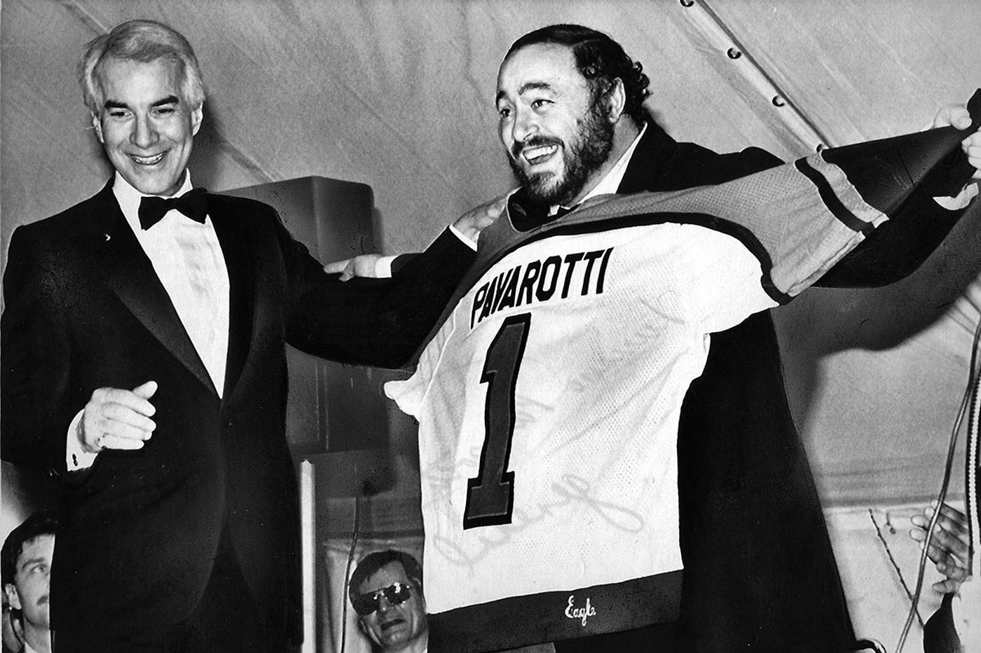 Pavarotti in Philly: Before you see Ron Howard's documentary, allow us to flash back