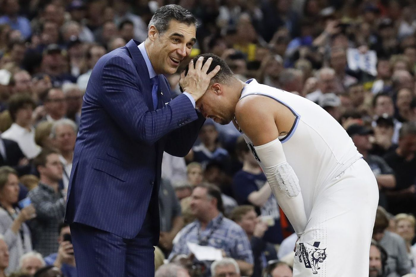 Villanova's Jay Wright building Hall of Fame resume with second NCAA championship | Mike Sielski
