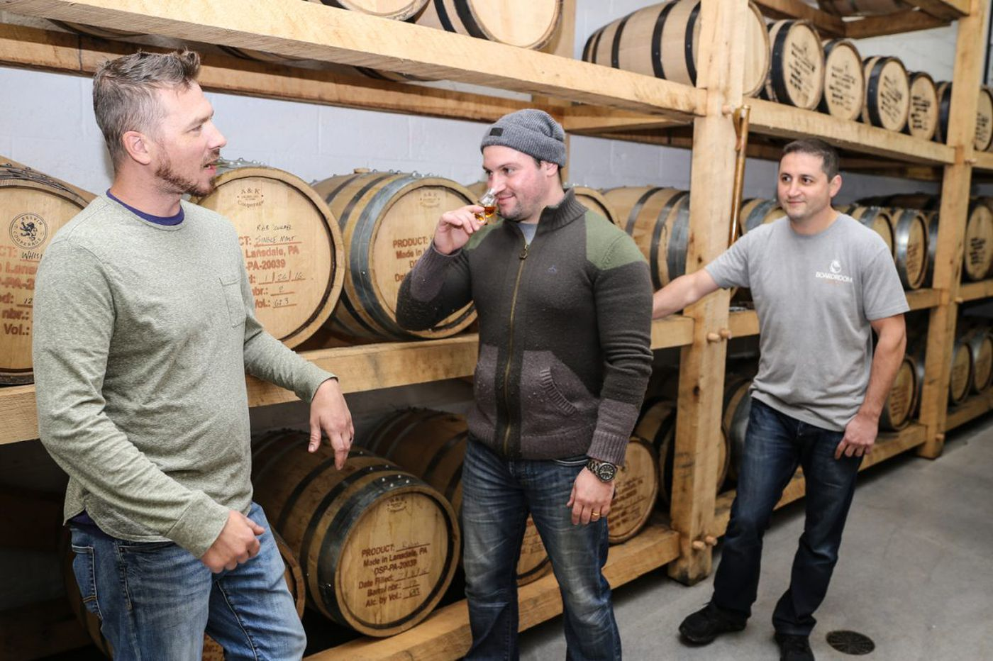 On the trail of the Philly region's best craft spirits