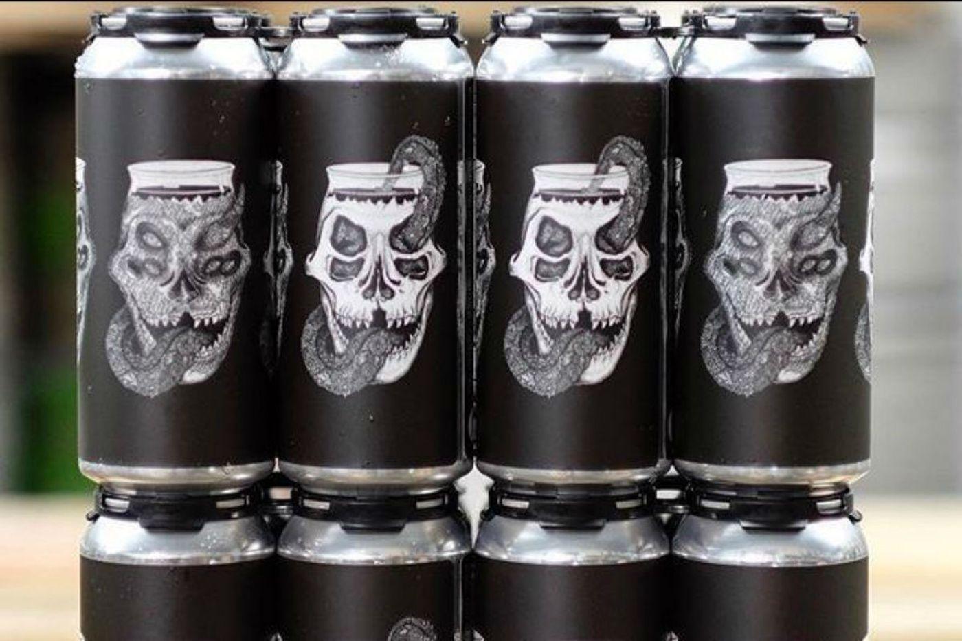 Tired Hands' Philly beer garden opens tonight