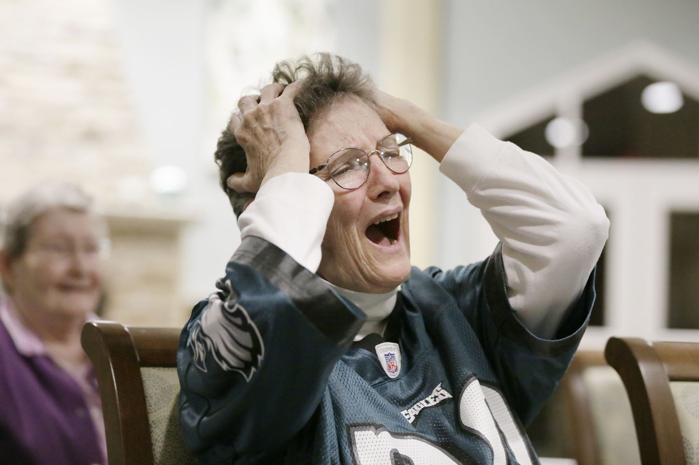Sisters vs. Saints: Only one side's prayers were really answered in the Eagles' loss to New Orleans