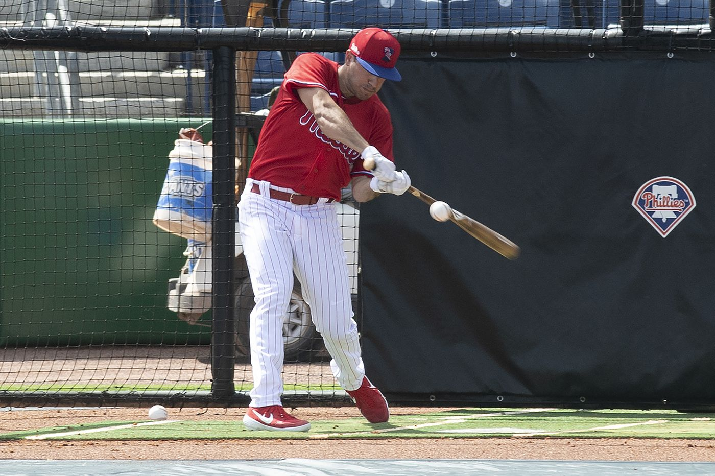 Phillies have high hopes for center field with Adam Haseley and Roman Quinn | Bob Brookover