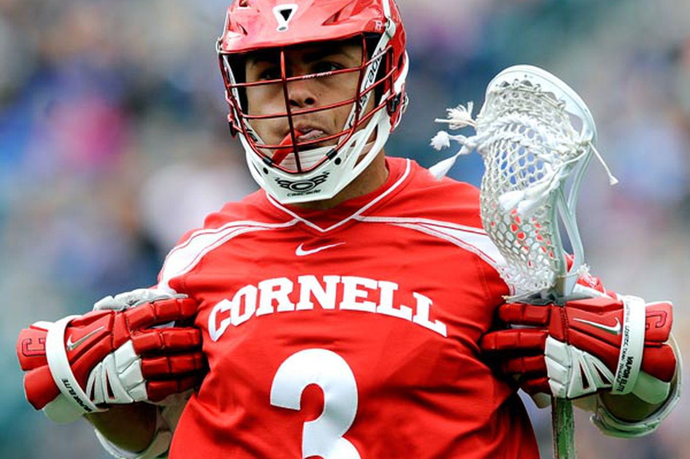 Pannell finishes historic career at Cornell