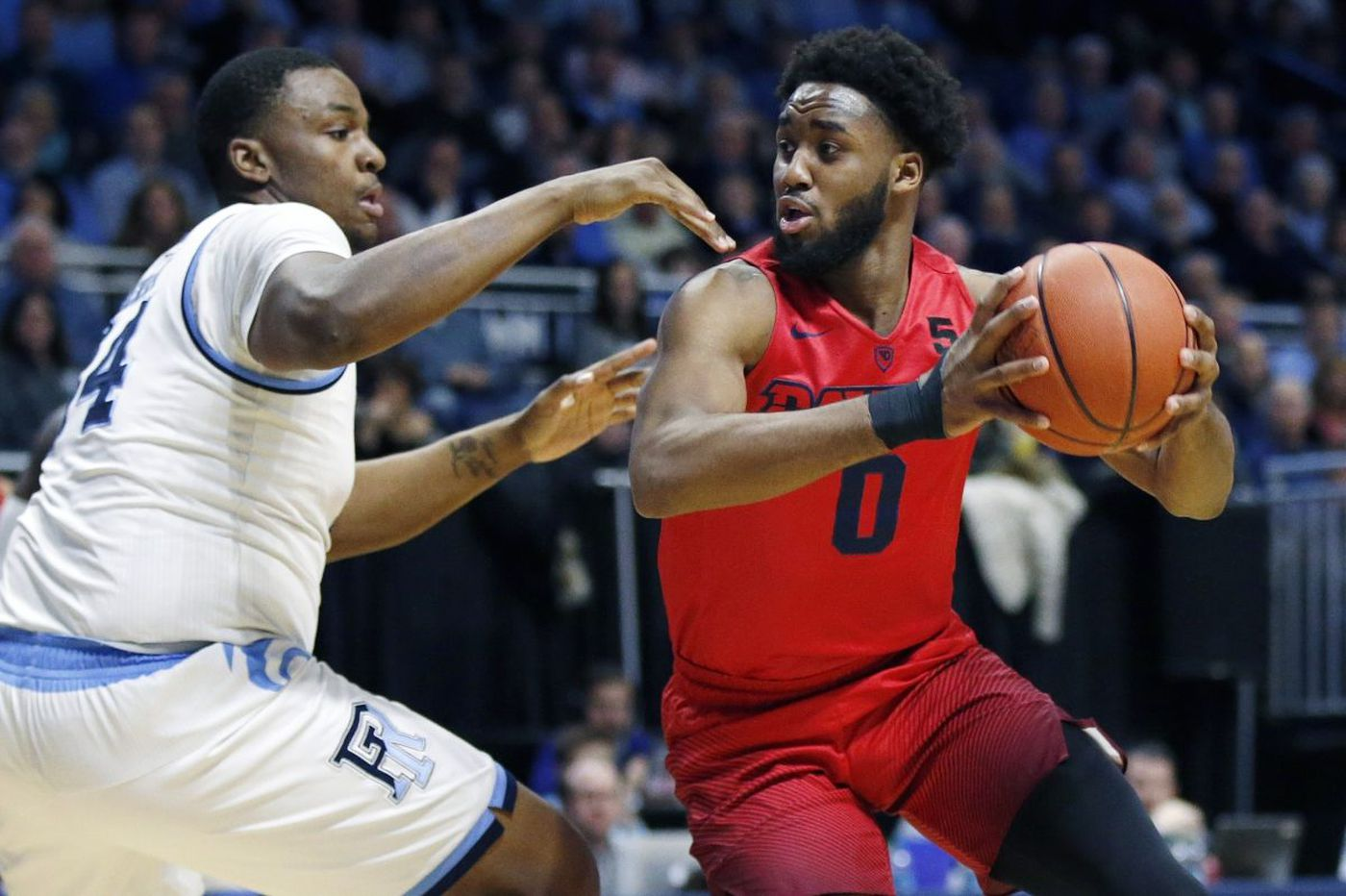 La Salle-Dayton, Temple-UConn, Villanova-Seton Hall previews
