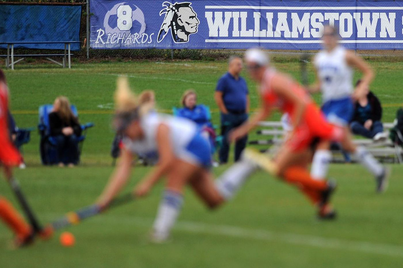 Some things mold has not shut in South Jersey school district: football, field hockey