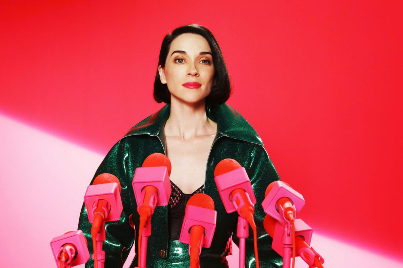 St. Vincent gave us one of the best albums of the year. Should we thank Joni Mitchell for that?