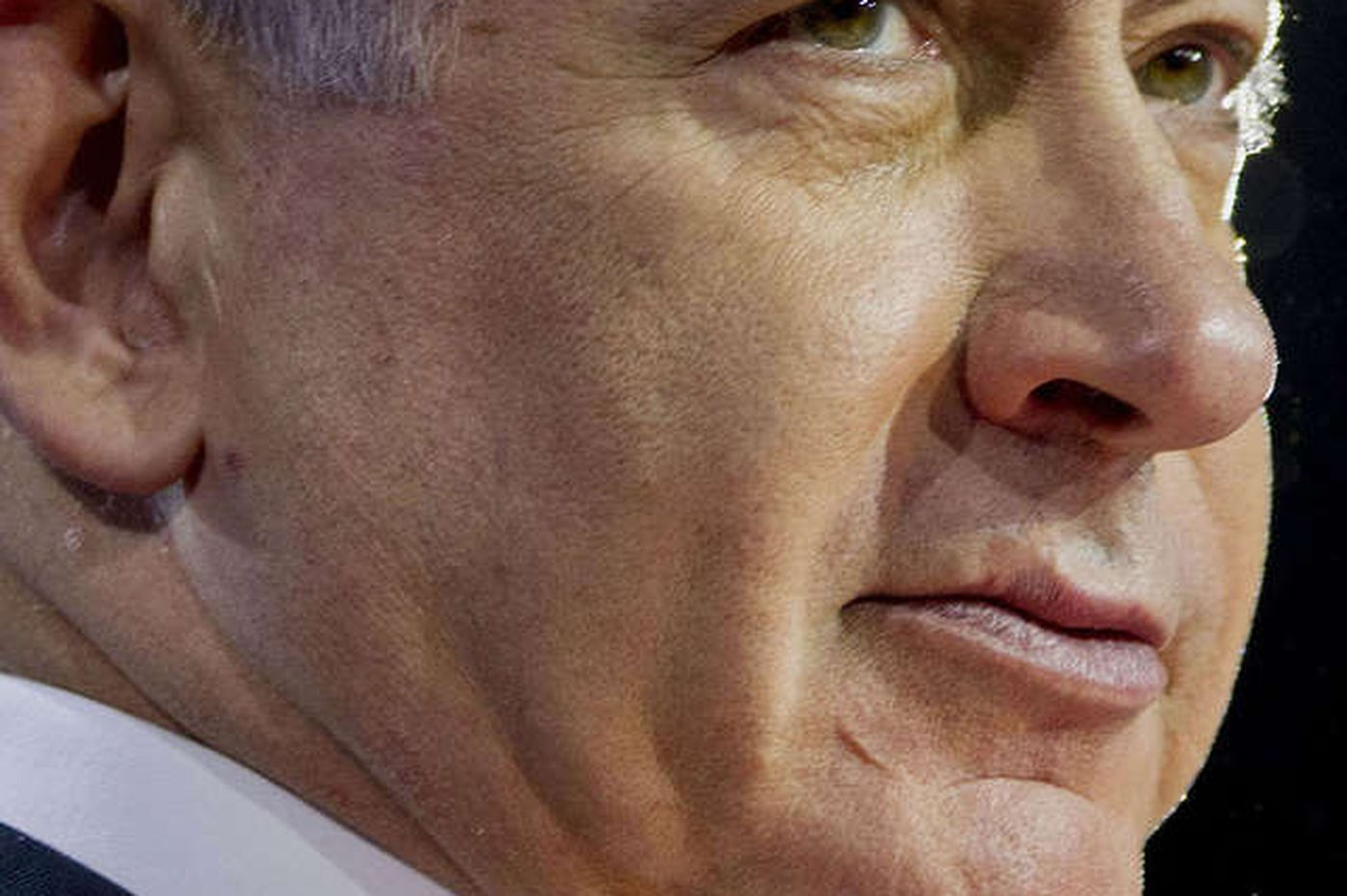 Israeli election tightens; polls show Netanyahu trailing