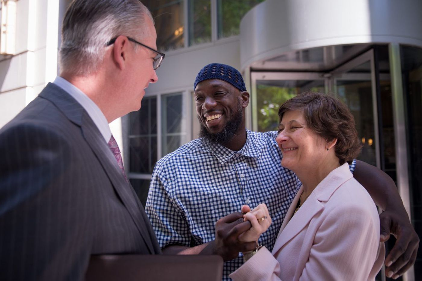 Shaurn Thomas officially free after DA's Office declines retrial