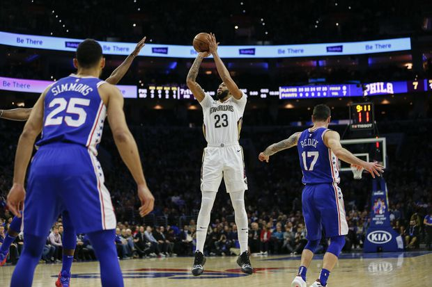 In the Anthony Davis sweepstakes, don't root for Sixers. Root against Celtics. | Bob Ford