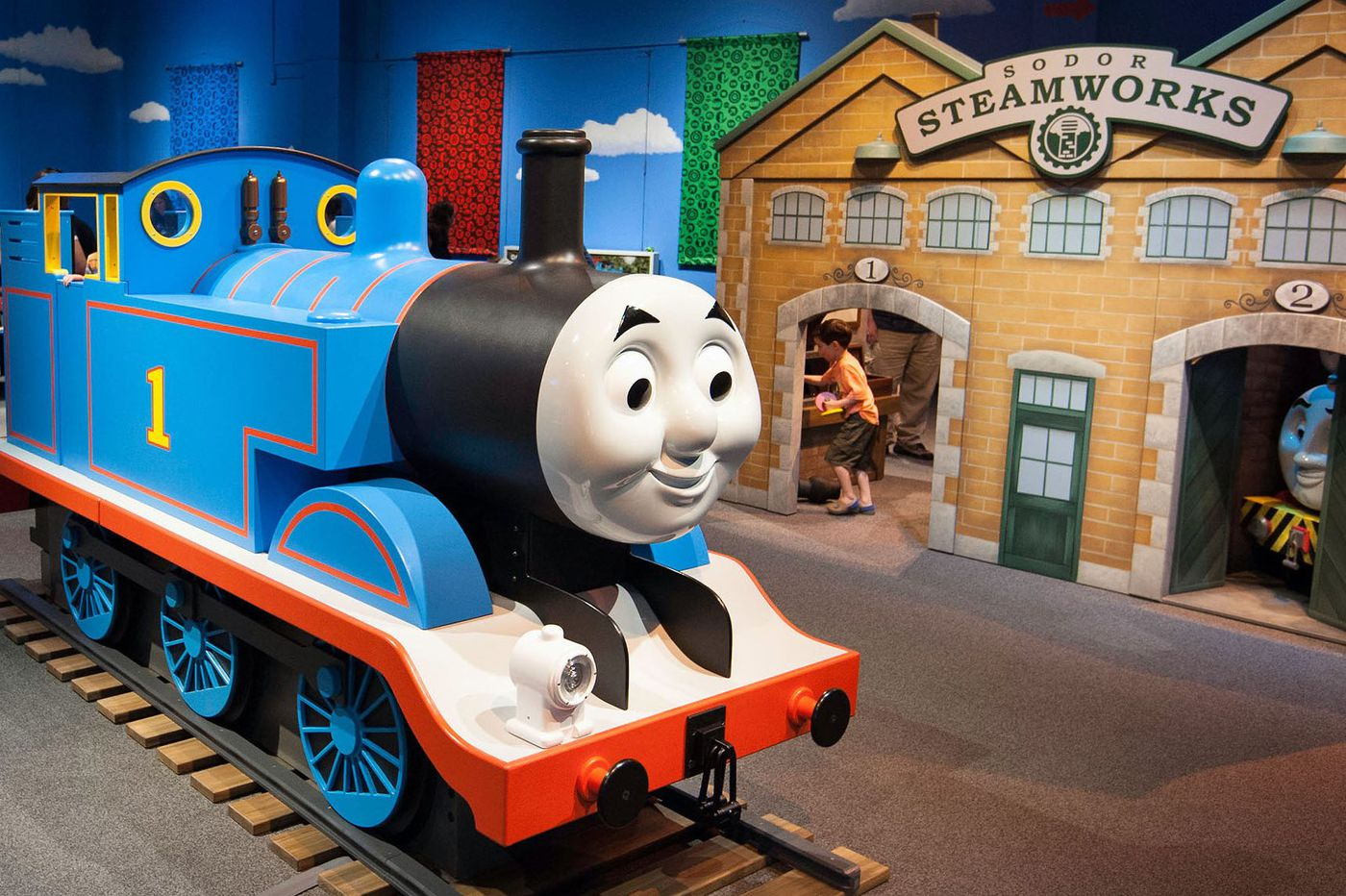Where To Take Your Kids In Philadelphia This Fall From Thomas The