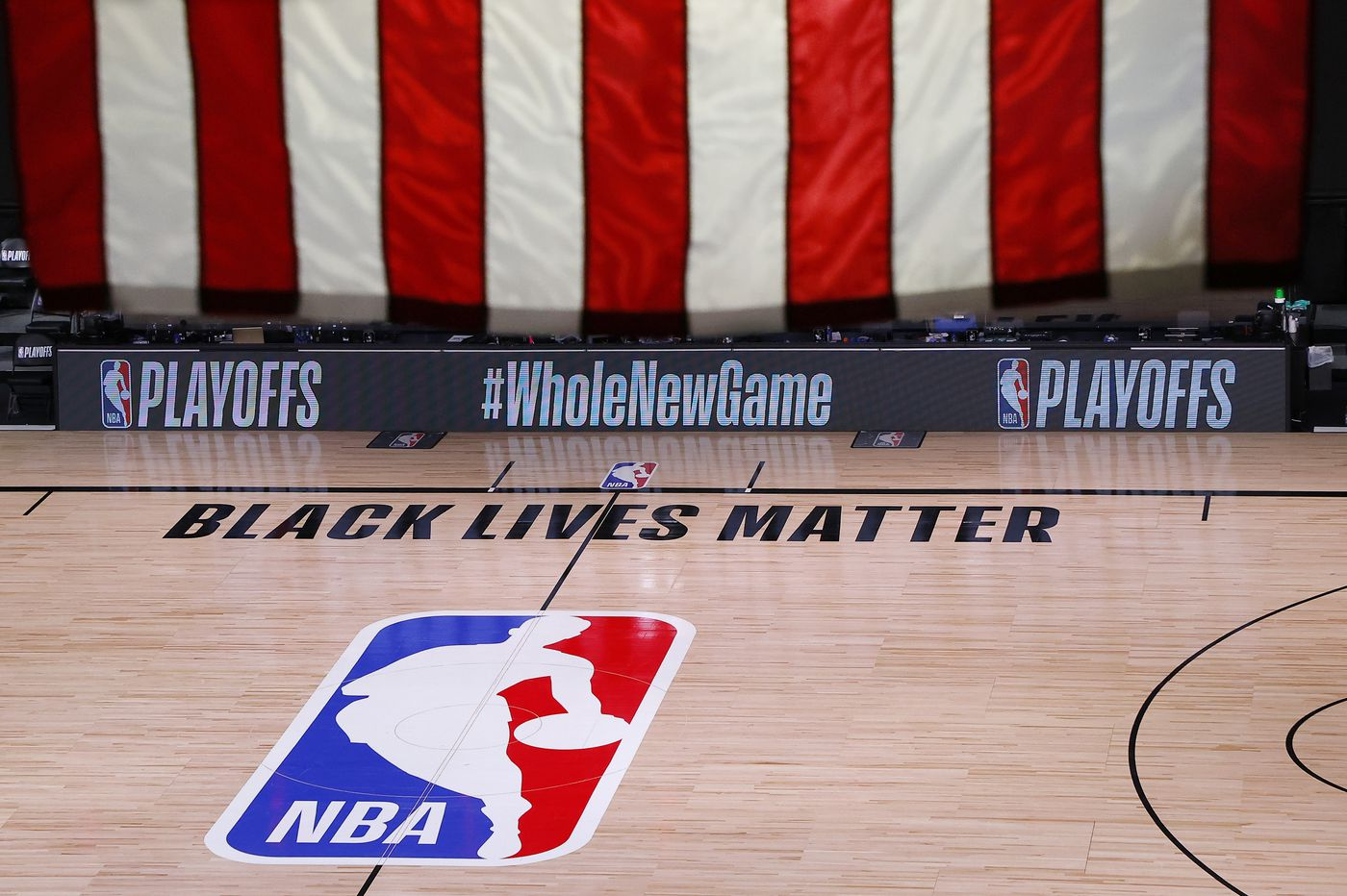 The NBA playoffs will resume as players look to use their platforms to fight racism