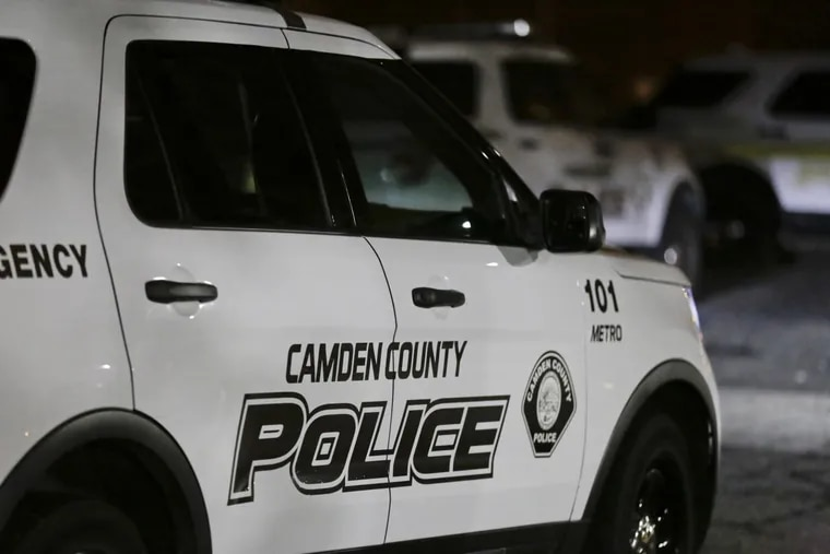 Three Camden County officers have been removed from street duty while authorities investigate an alleged assault.