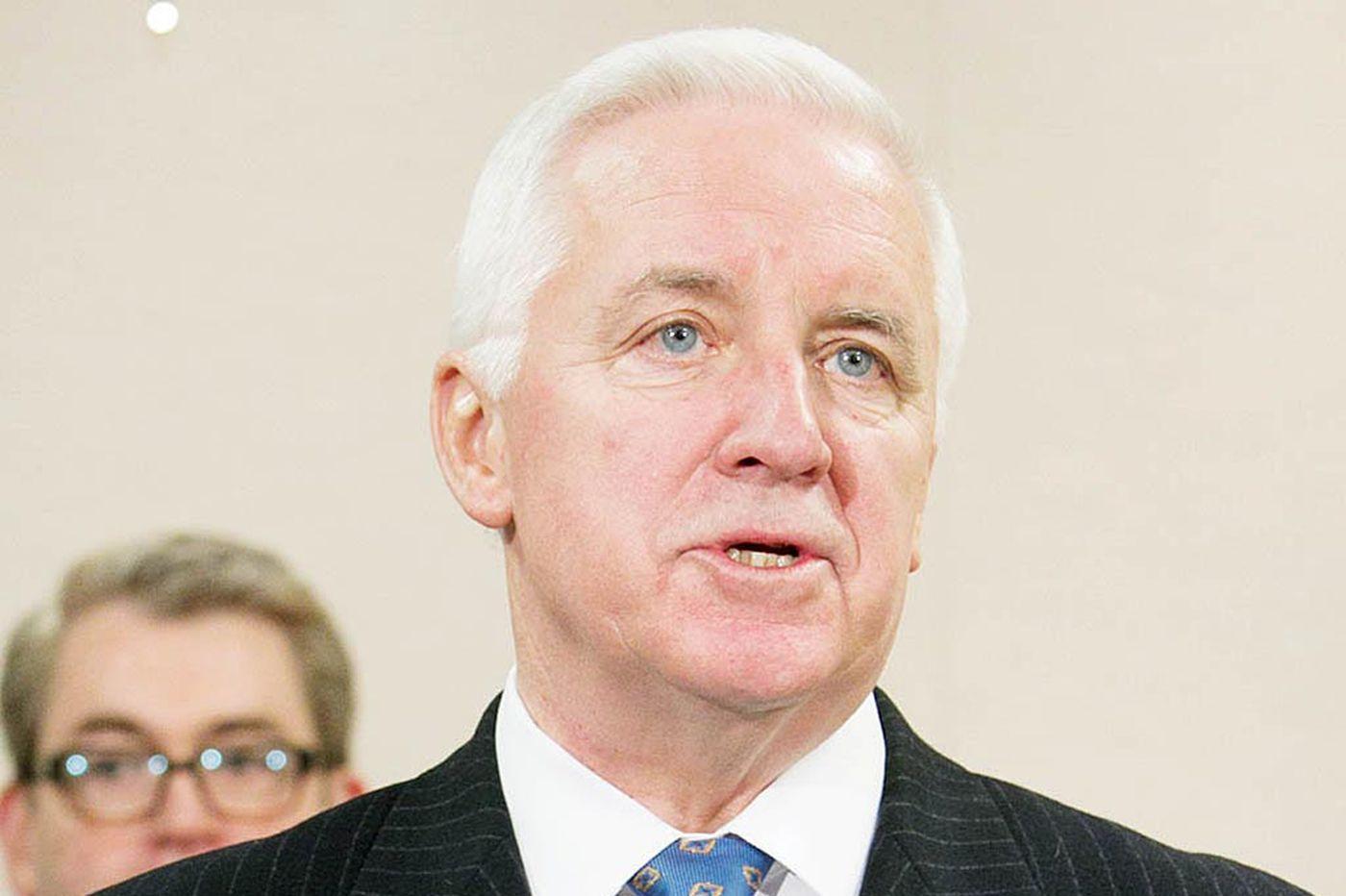 Poll: Corbett speaks what he believes ... but few like what he's saying