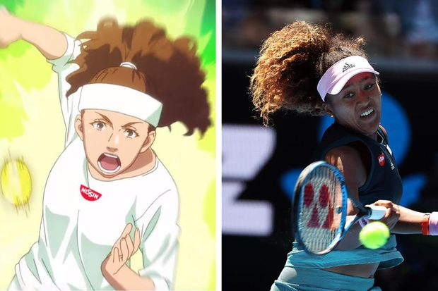 Cartoon turns tennis star Osaka's brown skin light: 'This is an especially stark version of whitewashing.'