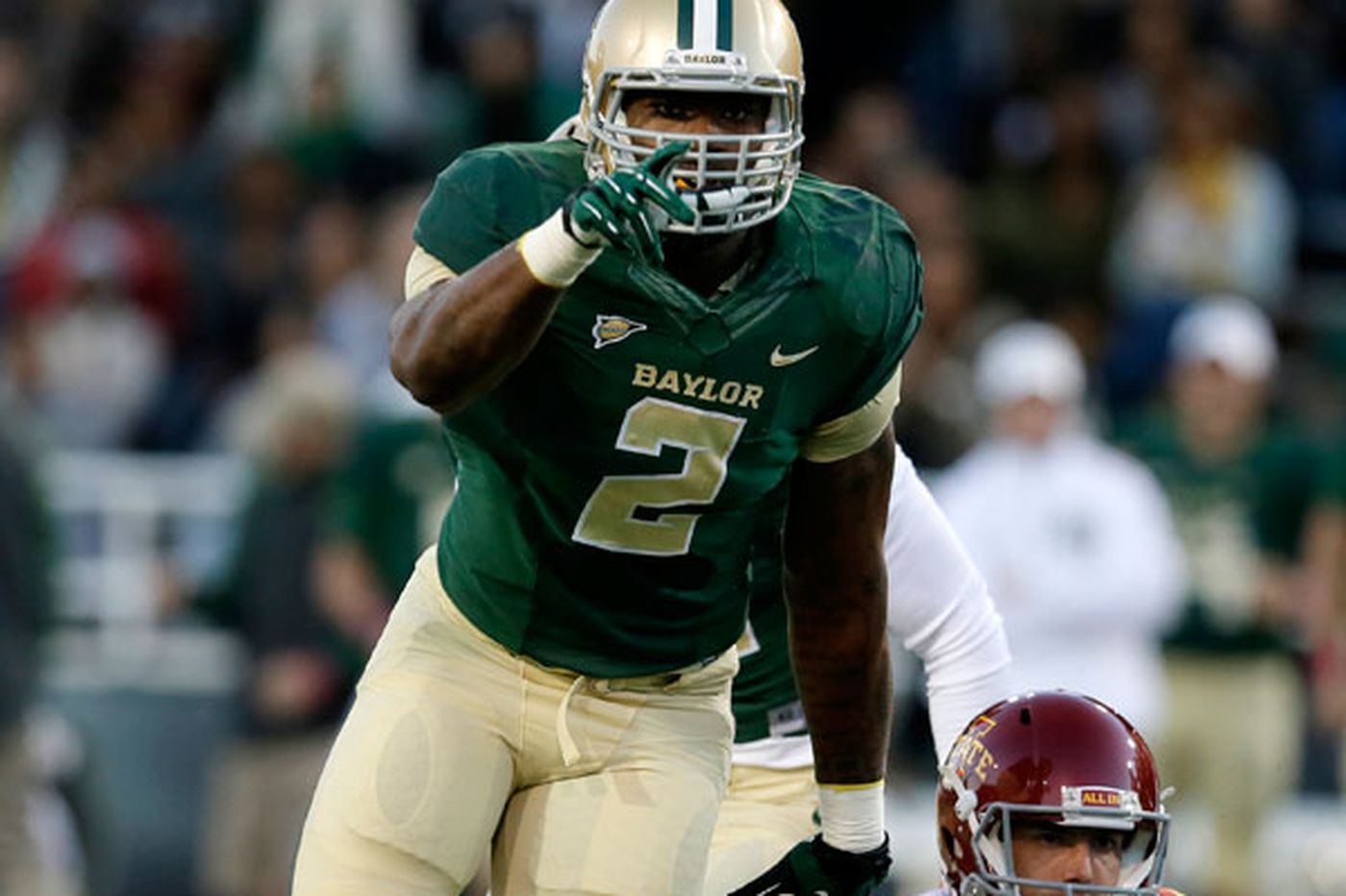 Philly's Oakman finding redemption at Baylor