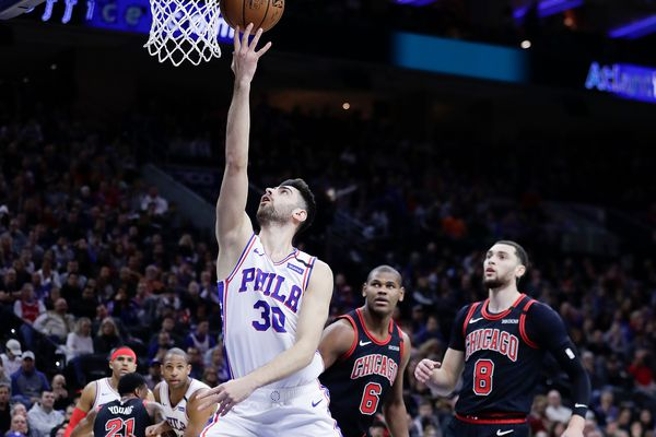 Sixers observations: It's TGIF as Furkan Korkmaz is one of few players to show up in win over lowly Bulls | David Murphy