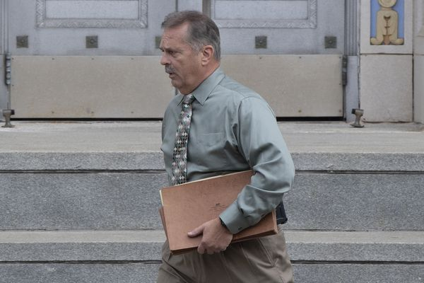 Is racist speech a crime? Closing arguments heard in the trial of ex-Bordentown Township police chief.