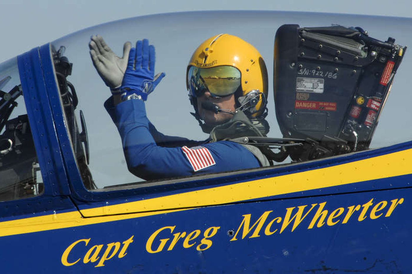 Ex-Blue Angels chief ousted amid lewd-conduct allegations