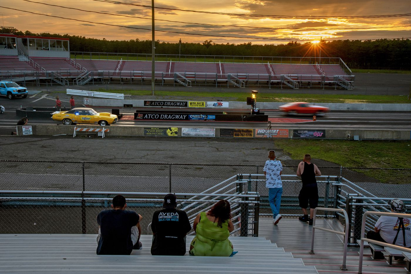 Racing fans fear South Jersey's Atco Dragway will close to make way for an auto auction