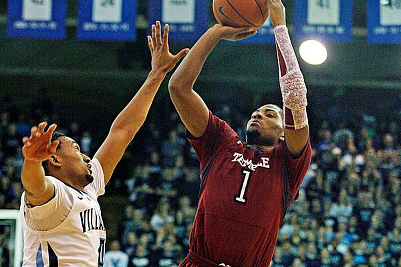 With win over Villanova, Temple shows it has arrived