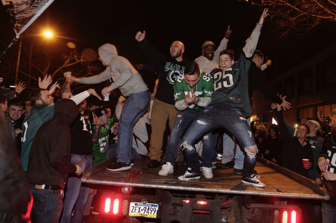 Legal gambling on the Super Bowl? Maybe next year, Philly