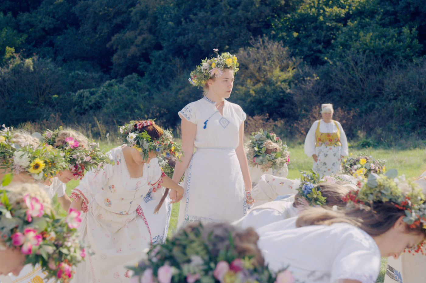 'Midsommar': 'Hereditary' director returns for some sunny-side up horror