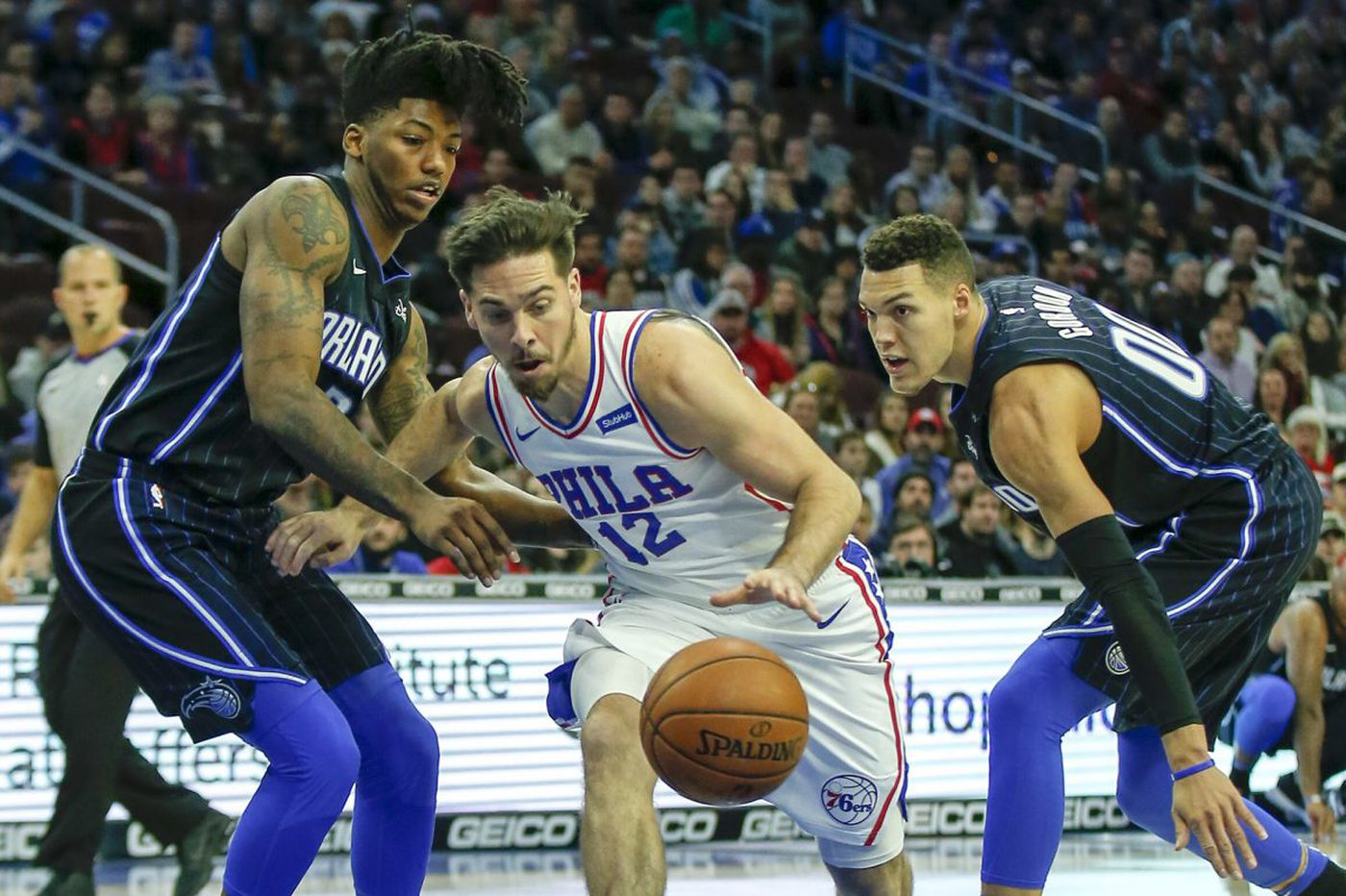 Sixers-Magic observations, 'best' and 'worst' awards: T.J. McConnell, Arron Afflalo, and Nik Vucevic's horrid second-half shooting