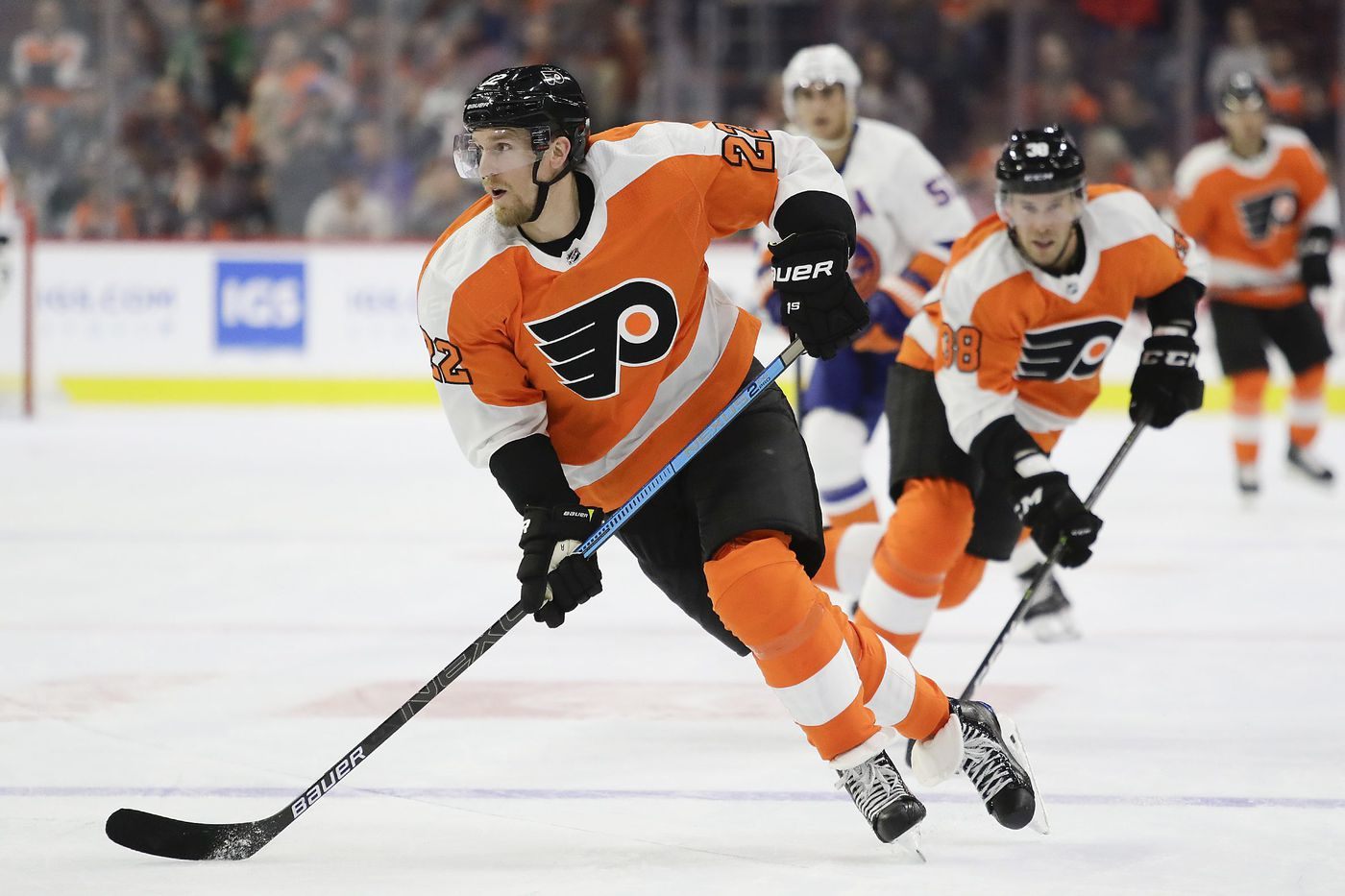 'Team guy' Dale Weise trying to stay in Flyers lineup | Sam Carchidi