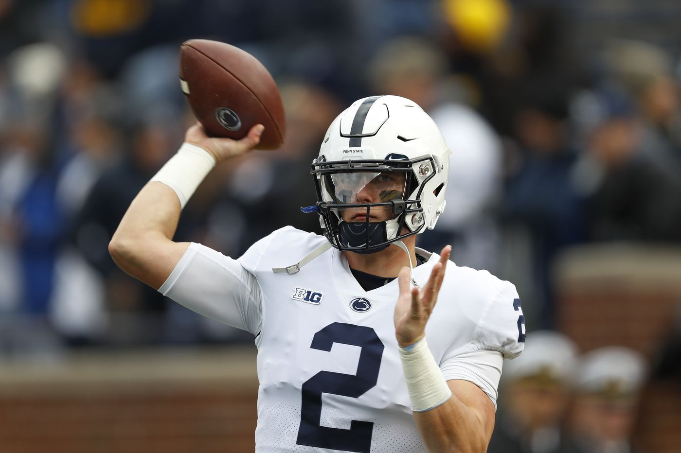 James Franklin says backup QB Tommy Stevens will not play in Penn State's bowl game