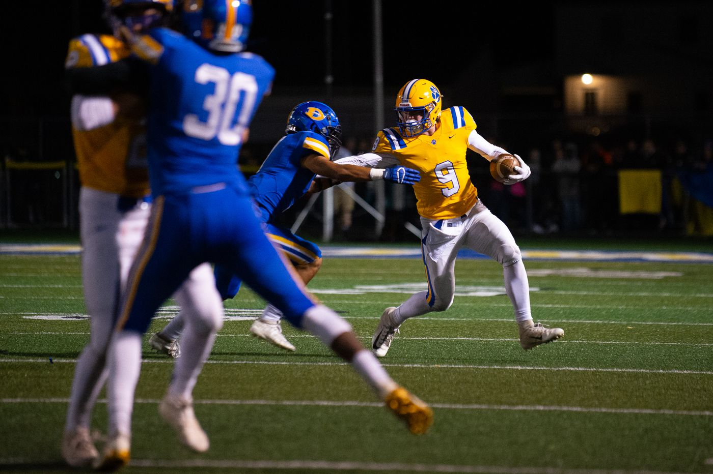 Southeastern Pennsylvania Football Rankings: Downingtown East climbs to No. 3 in Top 10