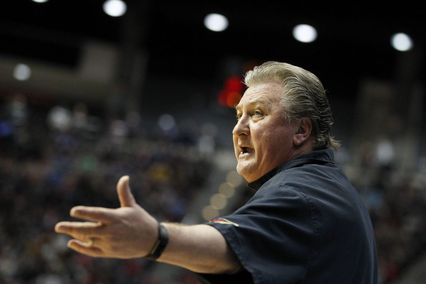 Former Big East rivals Jay Wright and Bob Huggins set to meet in Sweet 16